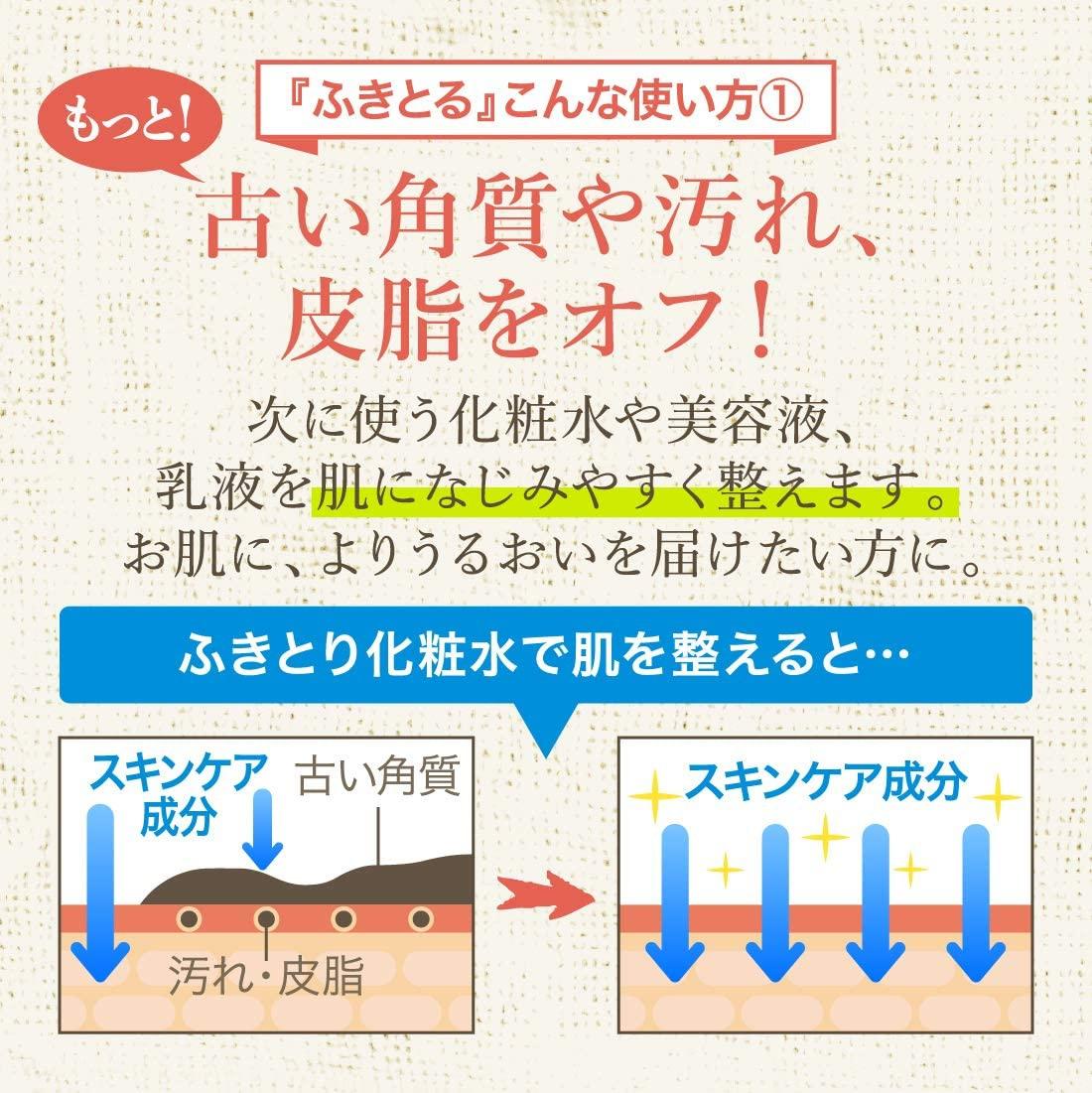 メイコー化粧品(MEIKO) ナチュラクター フレッシュローションの商品画像3