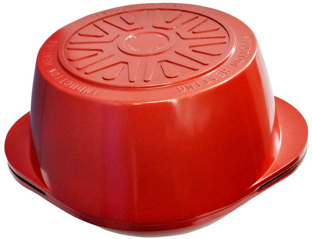 Skater(スケーター) IH・ガス火対応 水なし万能鍋 ANWP1の商品画像3