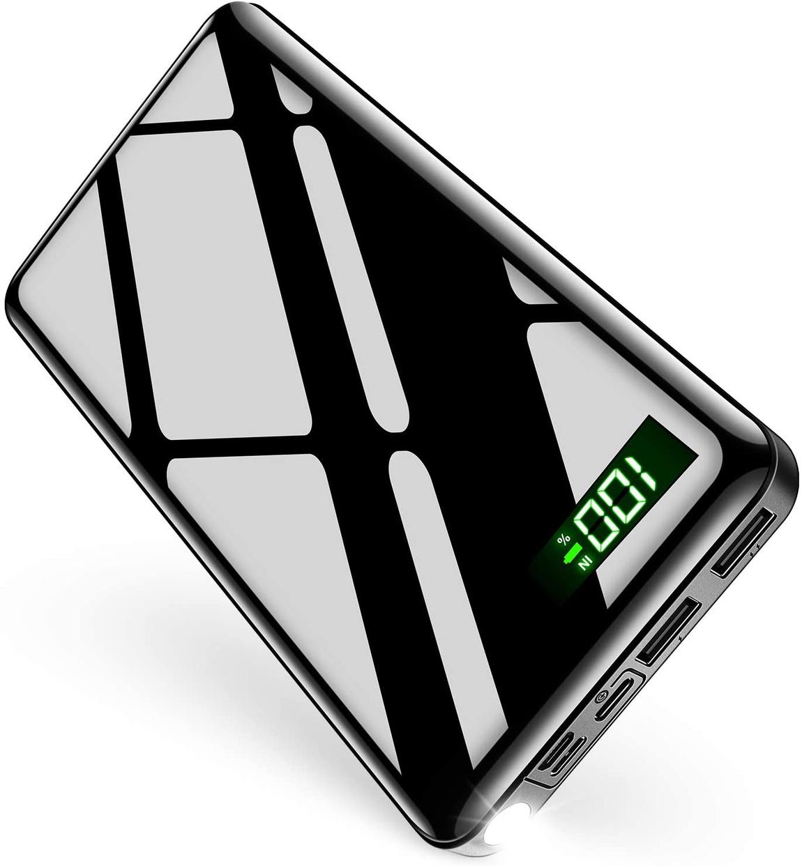 DeliToo 26800mAh超大容量モバイルバッテリー T-05の商品画像