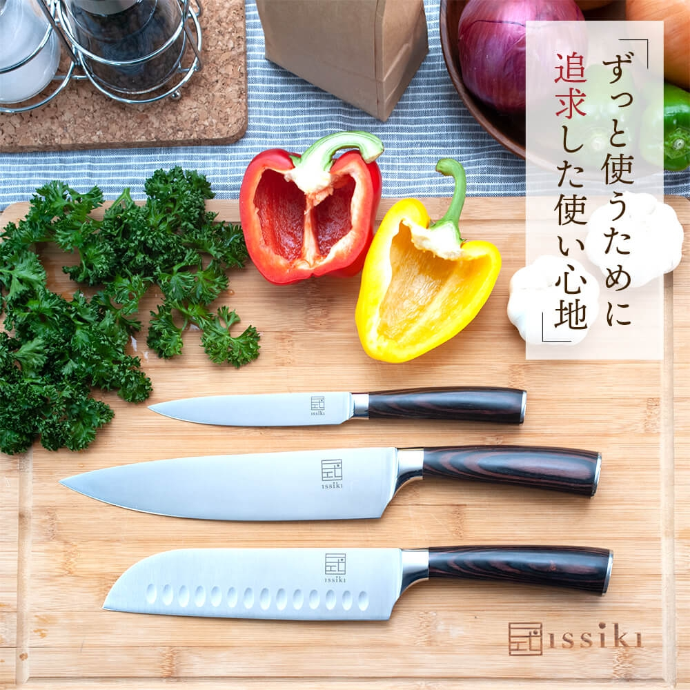 ISSIKI(いっしき) Cutlery ペティナイフ ステンレス 120mmの商品画像2