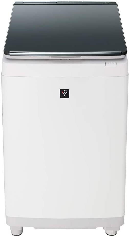 SHARP(シャープ) タテ型洗濯乾燥機 ES-PW11Dの商品画像