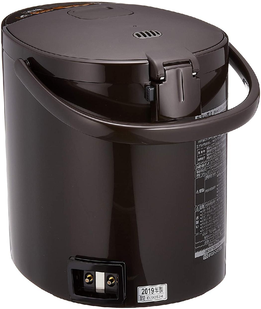 象印(ぞうじるし)マイコン沸とうVE電気まほうびん 優湯生 CV-GA22の商品画像2
