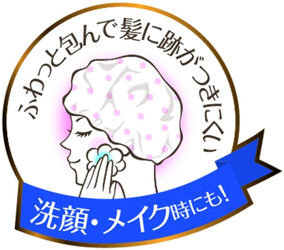 東和産業 SPA シャワーキャップ 裏ガーゼ付の商品画像3