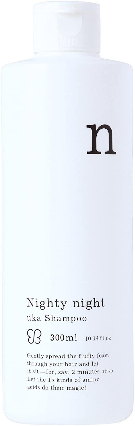 uka(ウカ) シャンプー ナイティナイトの商品画像