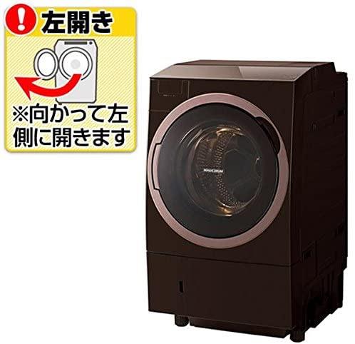 東芝(TOSHIBA) ドラム式洗濯乾燥機 TW-117X5L