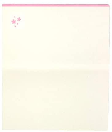 ほんぢ園(ホンヂエン) 桜懐紙セット 懐紙5帖 000-kaisiset-sakuraの商品画像6