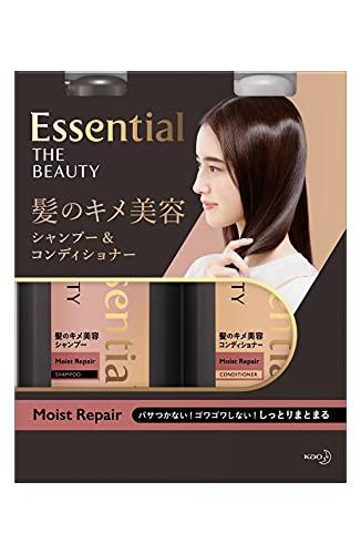 Essential(エッセンシャル) ザビューティ 髪のキメ美容シャンプー/コンディショナー モイストリペア