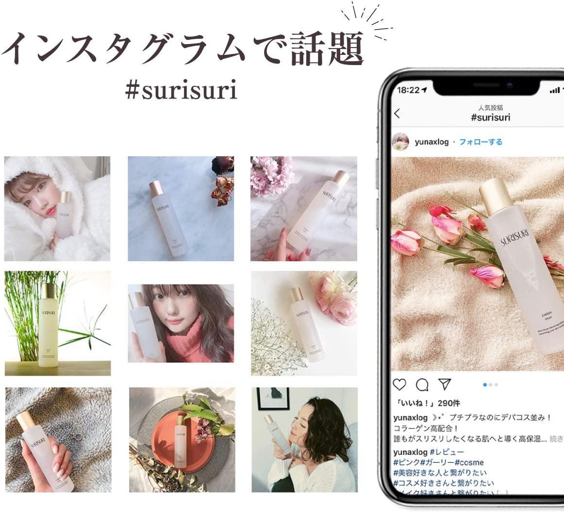 SURISURI(スリスリ) ナノセルロースローションの商品画像5
