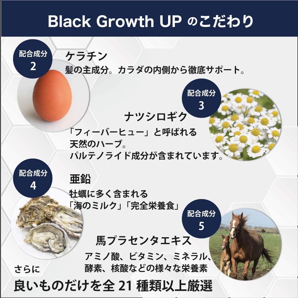 杜の都自然食品 Black Growth UPの商品画像6