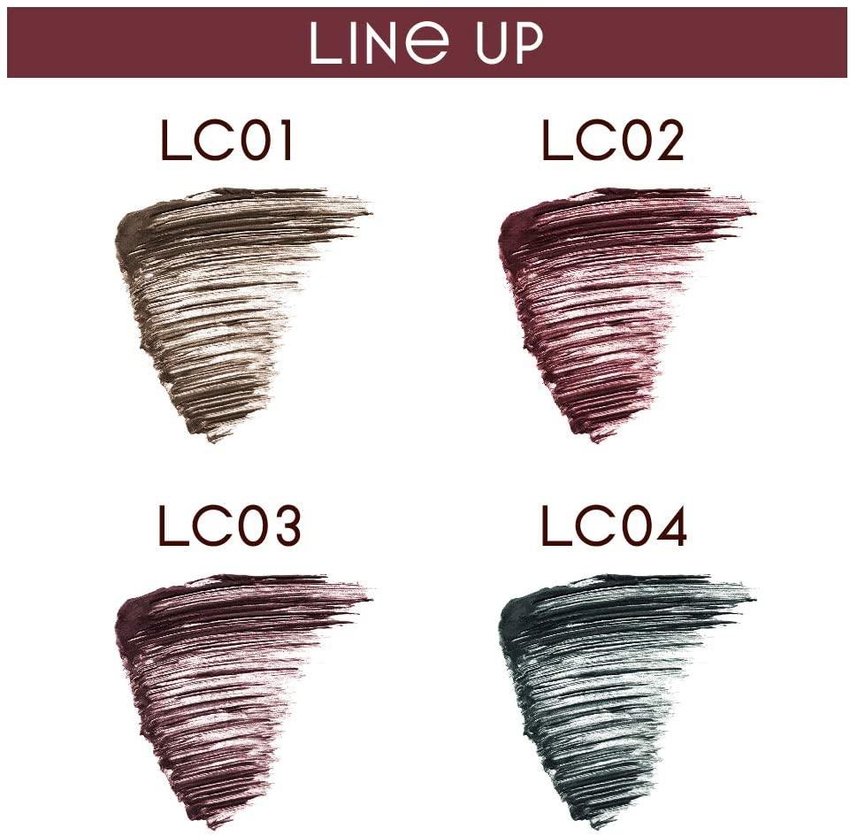 excel(エクセル) ロング&カラードラッシュの商品画像11
