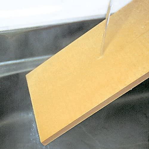 アサヒクッキンカット ゴムまな板 M オレンジの商品画像7
