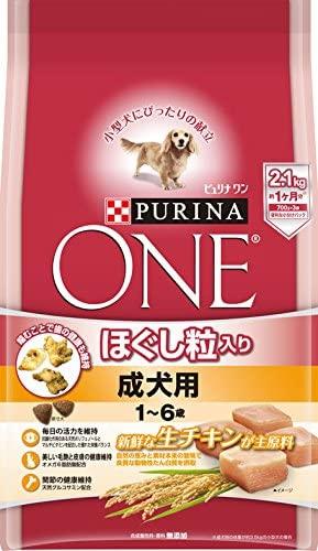 Purina ONE(ピュリナワン) ほぐし粒入り1~6歳成犬用チキンの商品画像