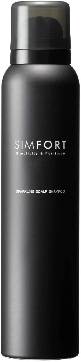 SIMFORT(シンフォート)スパークリング スカルプシャンプーの商品画像6