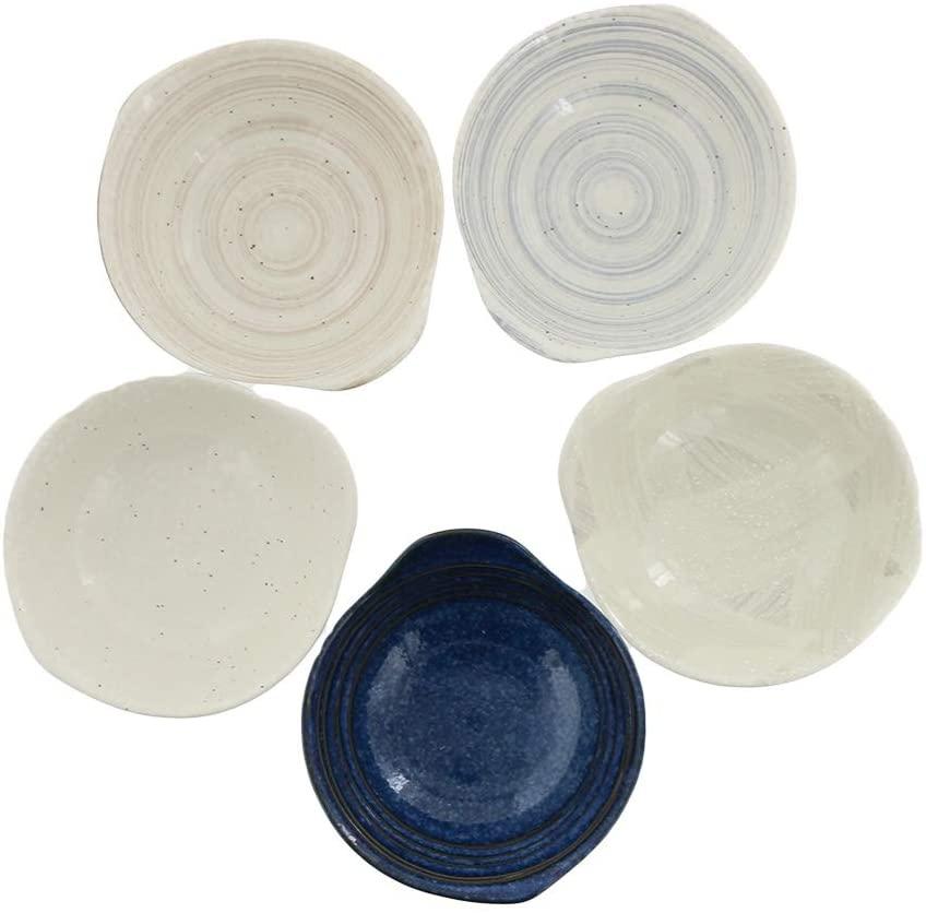 テーブルウェアイースト とんすい 5個セット 小鉢 取り皿 食器セットの商品画像
