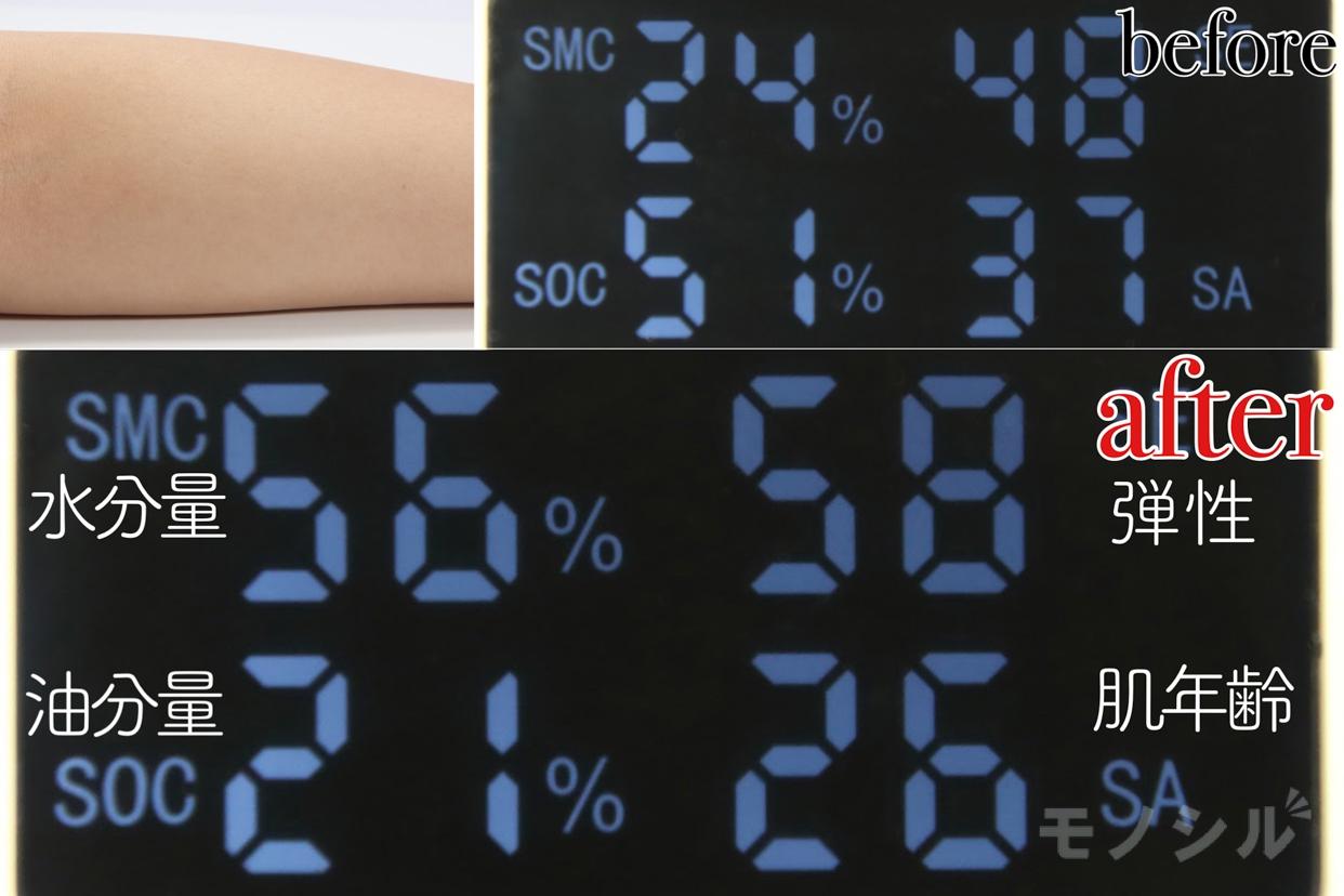 SK-II(エスケーツー) フェイシャルトリートメントエッセンスの商品画像5 商品の保湿効果の高さ検証