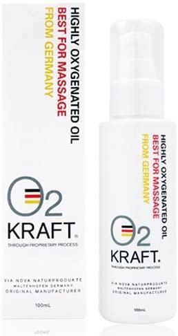 O2 KRAFT(オーツークラフト) 高濃度酸素オイルの商品画像