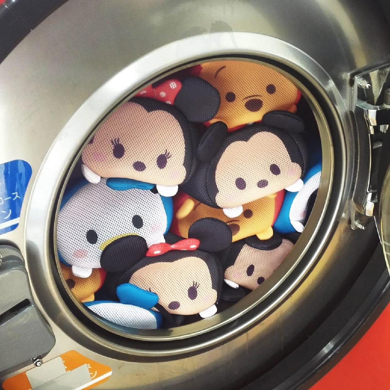 BELLE MAISON(ベルメゾン) ディズニー ポーチのような洗濯ネット「ディズニー ツムツム」の商品画像4