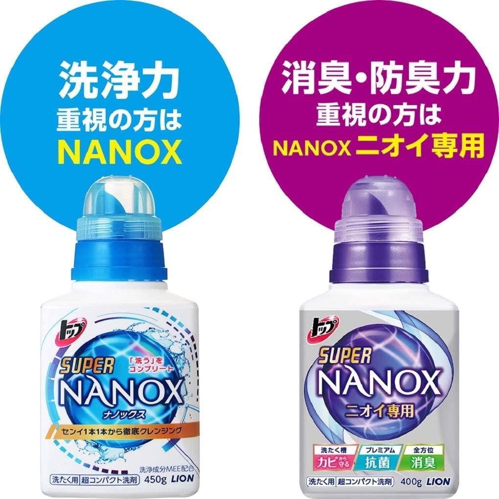 トップ スーパーナノックスの商品画像7