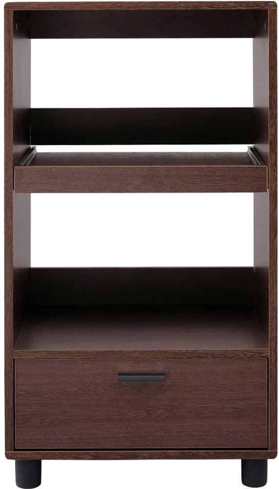 IRIS OHYAMA(アイリスオーヤマ)キッチンボード KBD-500 ブラウンオークの商品画像