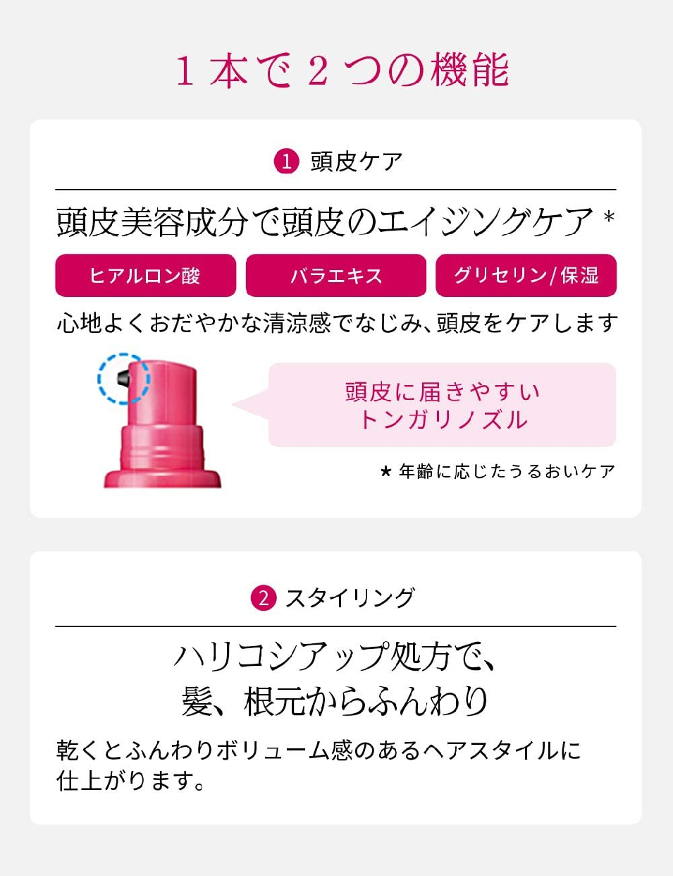PRIOR(プリオール) 頭皮&ヘア美容液の商品画像5
