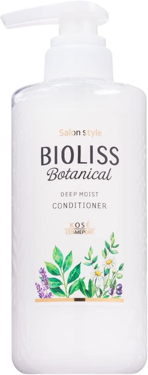 BIOLISS(ビオリス) ボタニカル コンディショナー (ディープモイスト)