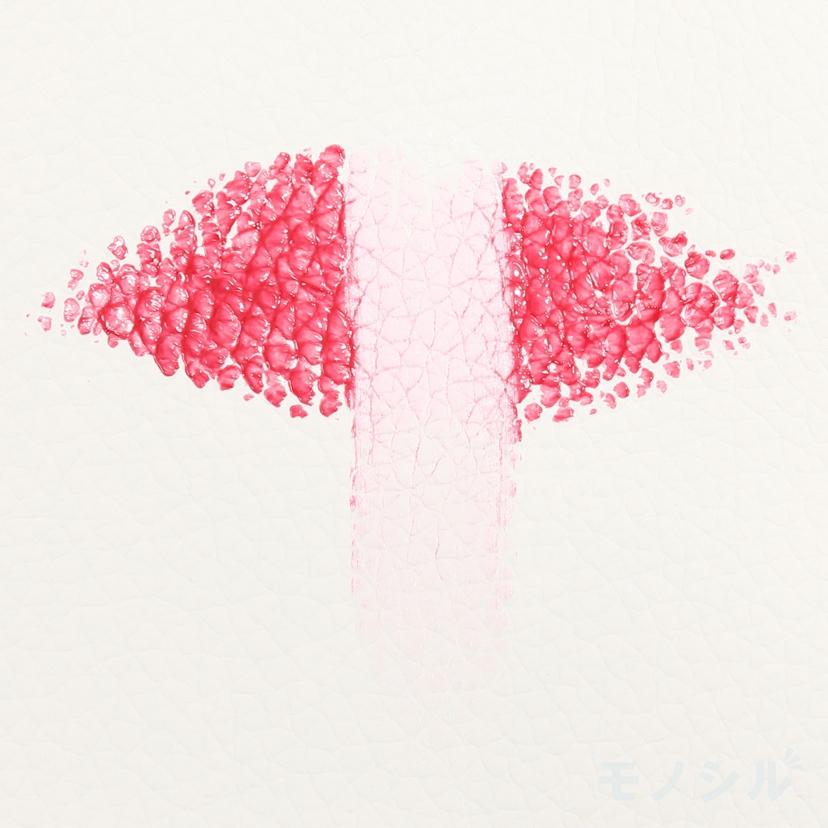 CANMAKE(キャンメイク) メルティールミナスルージュの商品の落ちにくさの検証画像