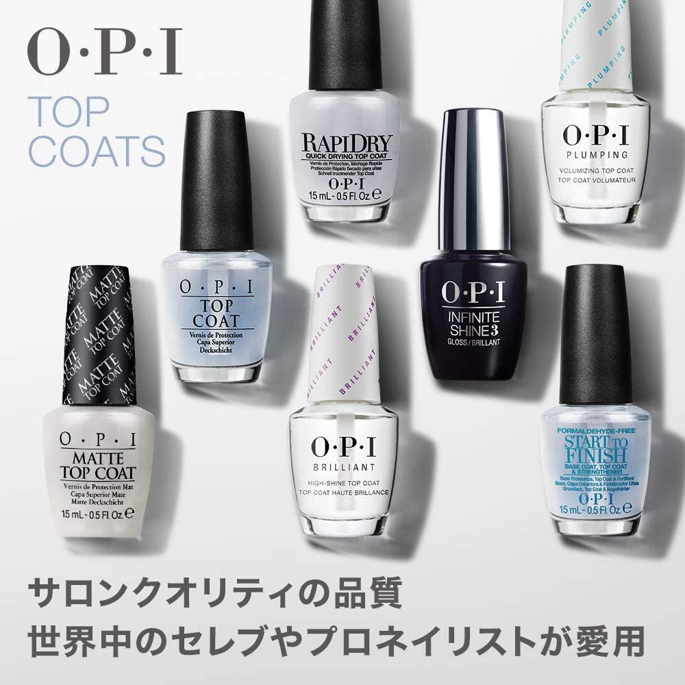 OPI(オーピーアイ) トップコートの商品画像2