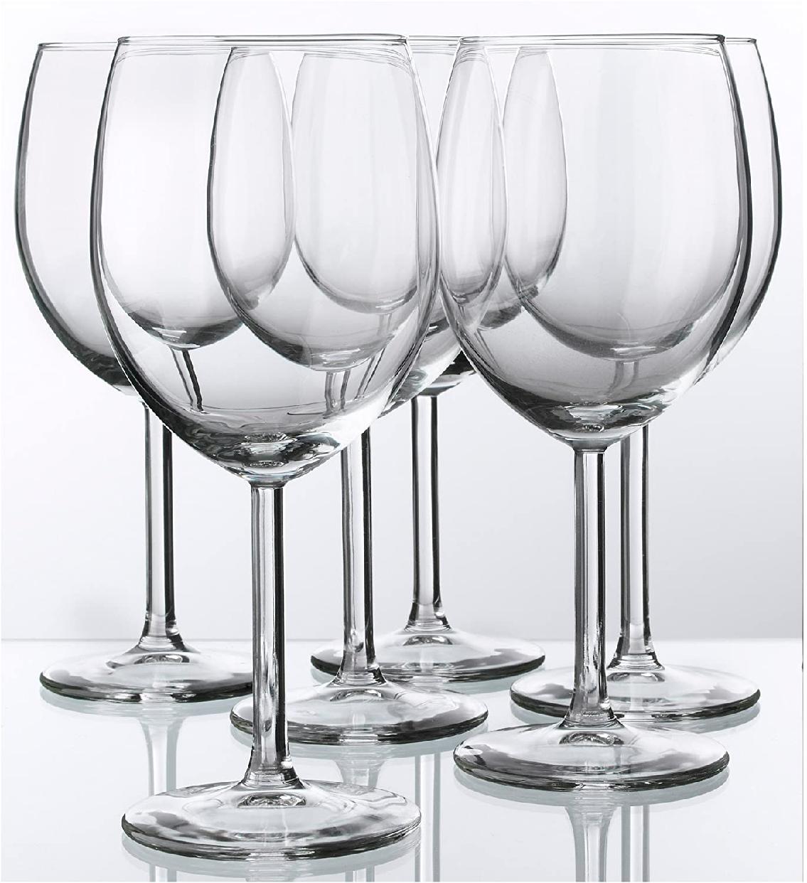 IKEA(イケア) SVALKA 赤ワイングラス 6ピースの商品画像