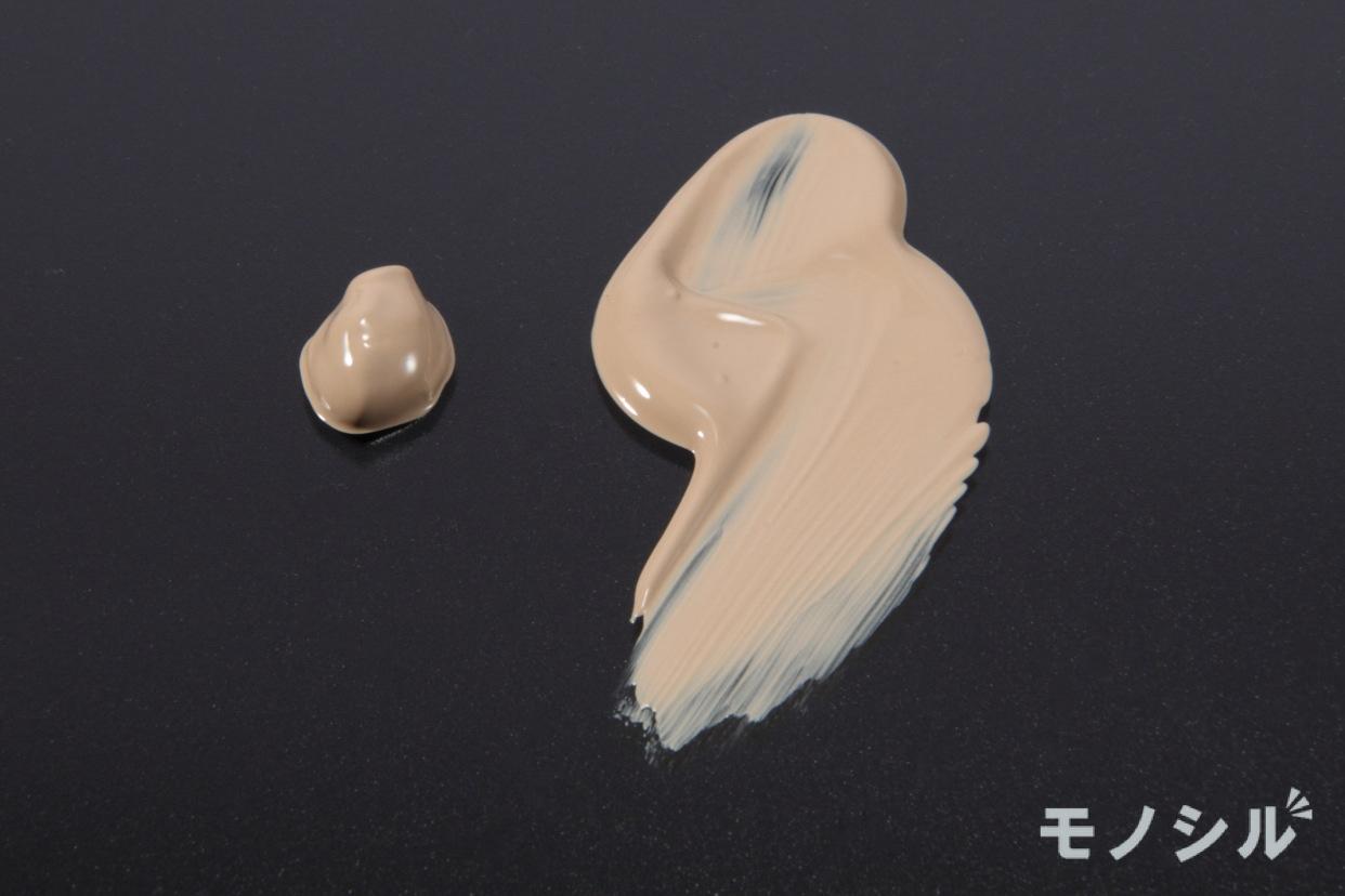 MISSHA(ミシャ)ミシャ BBクリーム UVのテクスチャーの比較画像