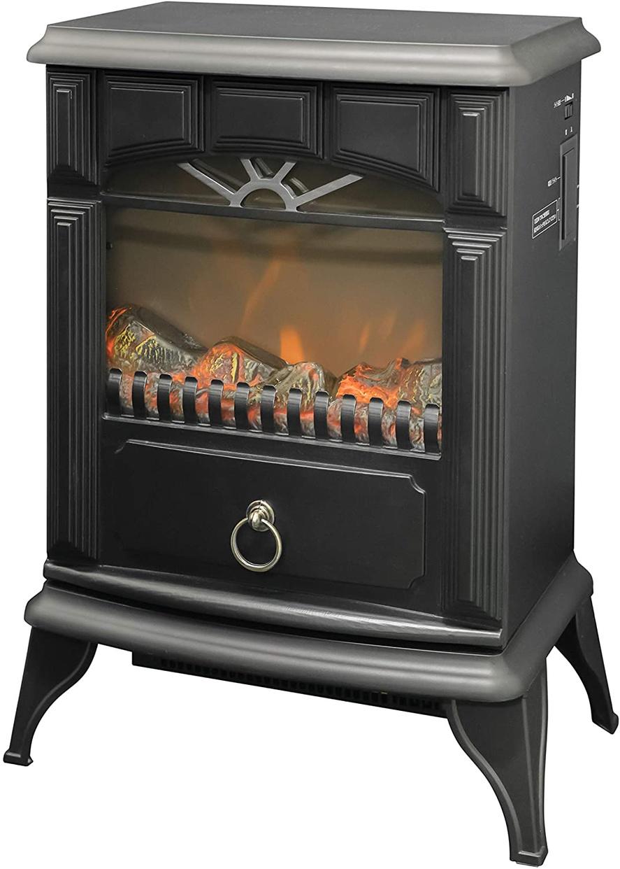 山善(YAMAZEN) 暖炉型ヒーター YDH-SK10の商品画像