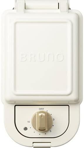 BRUNO(ブルーノ) ホットサンドメーカー シングル BOE043の商品画像