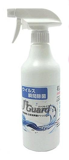 J's Guard(ジェイズガード)除菌スプレーの商品画像1