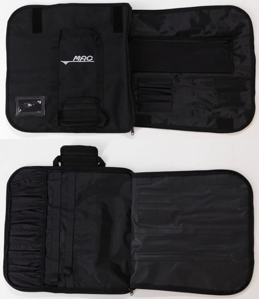 MAC(マック) KR-108 Knife Roll Carrying Bag 包丁ロールバッグ ブラックの商品画像7
