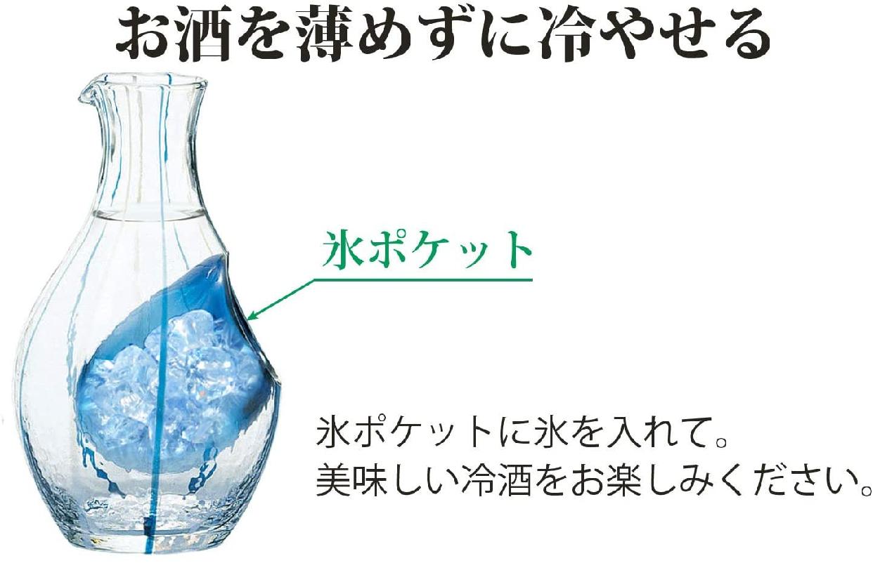 東洋佐々木ガラス(とうようささきがらす)日本酒グラス 冷酒セット G538-M66の商品画像5