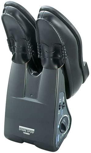 TWINBIRD(ツインバード) くつ乾燥機 シューズパルST SD-4643GYの商品画像4