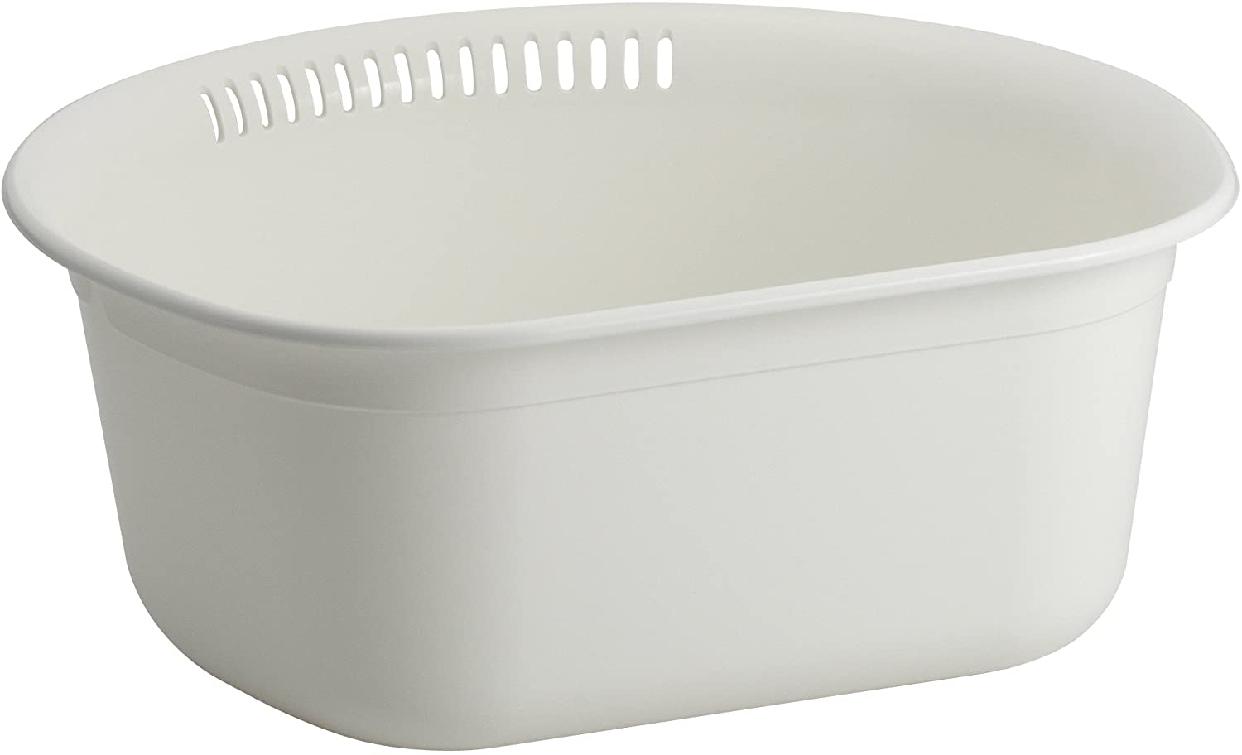 POSE(ポゼ) 洗い桶 35型 ホワイトの商品画像