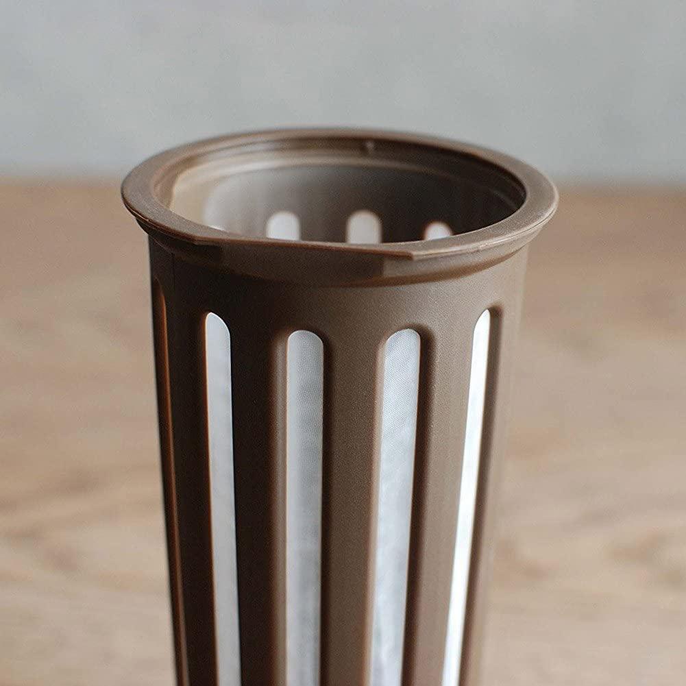 KINTO(キントー) PLUG アイスコーヒージャグ 1.2L 22484 ブラウンの商品画像6