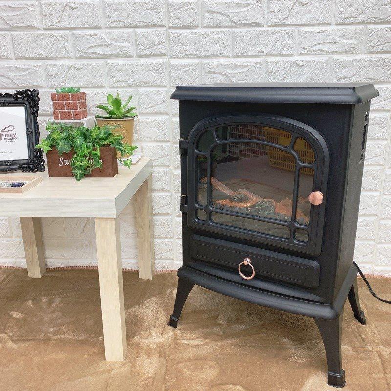 ヒロ・コーポレーション 電気式暖炉 HF-2008の商品画像2