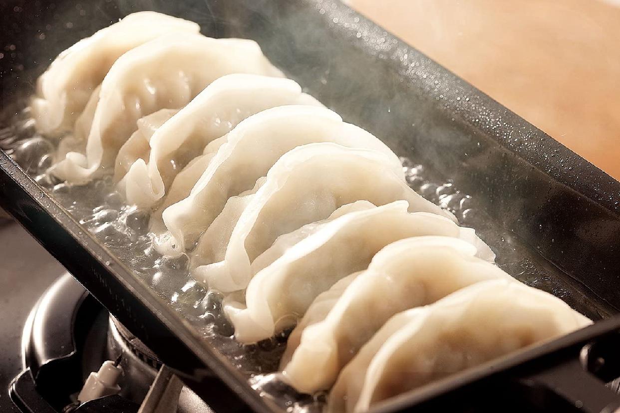 和平フレイズ(FREIZ) 燕三 鉄餃子鍋 EM-8909の商品画像8