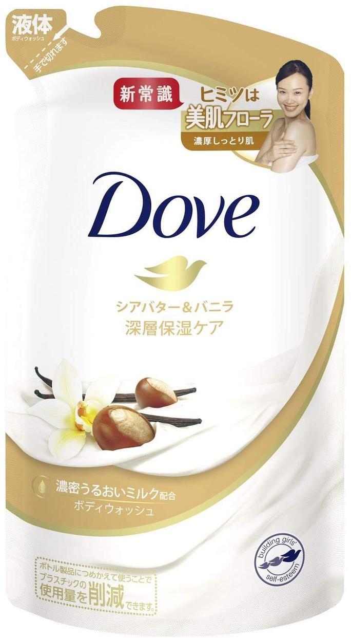 Dove(ダヴ) ボディウォッシュ シアバター&バニラ