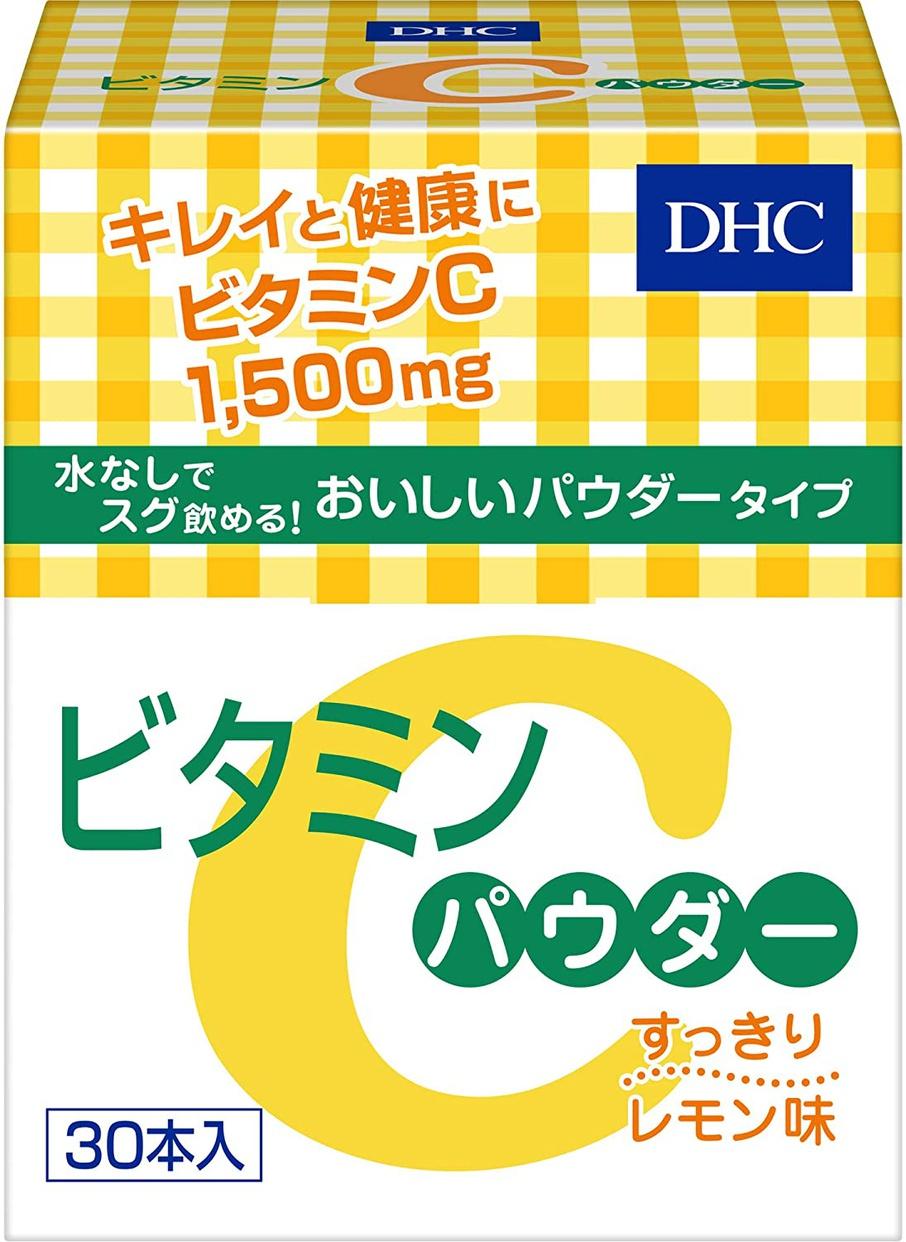 DHC(ディーエイチシー) ビタミンCパウダーの商品画像