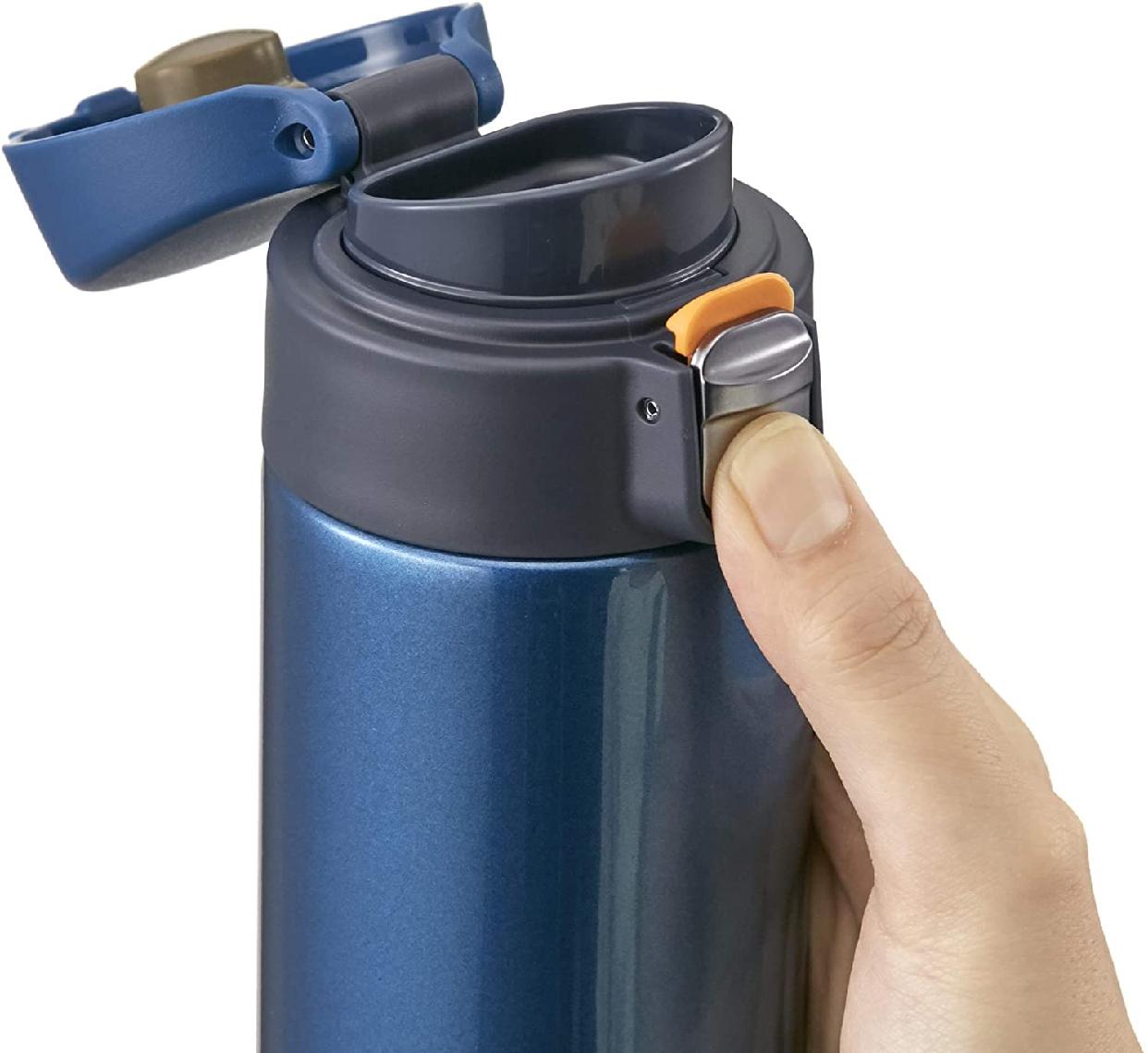サハラ ステンレスミニボトル 0.48L MMJ-A481-AM マリンブルーの商品画像4