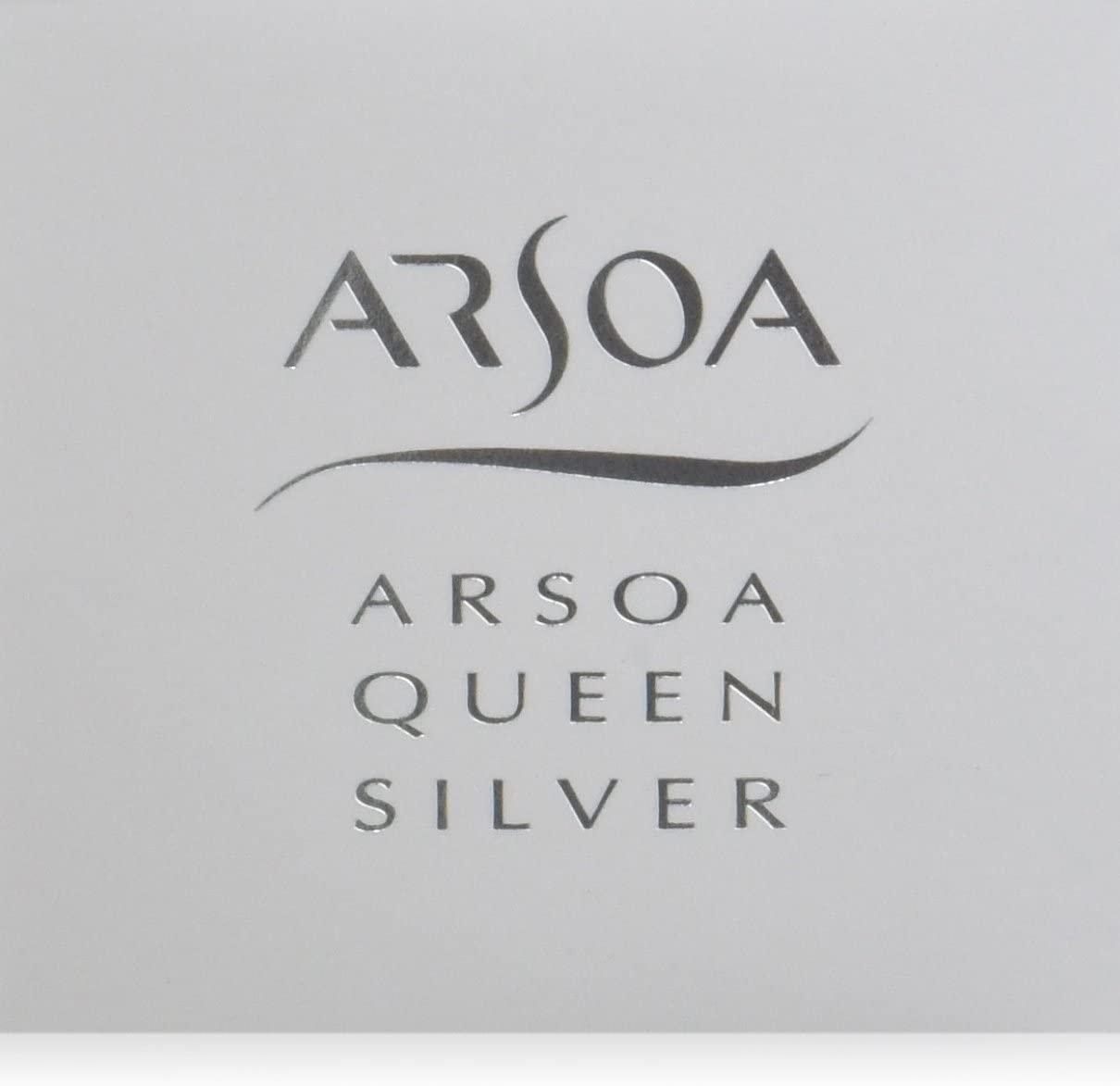 ARSOA(アルソア) クイーンシルバー