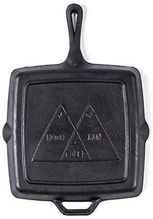 POLeR(ポーラー)CAST IRON SQUILLET スキレット Blackの商品画像3