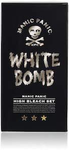 manic panic(マニックパニック) ホワイトボム ハイブリーチセットの商品画像