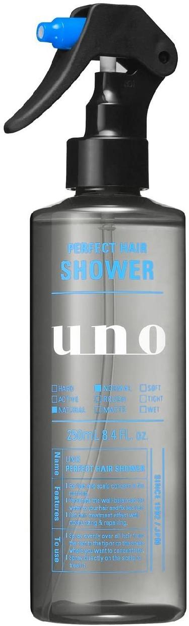 uno(ウーノ)寝ぐせ直しウォーター パーフェクトヘアシャワーの商品画像5