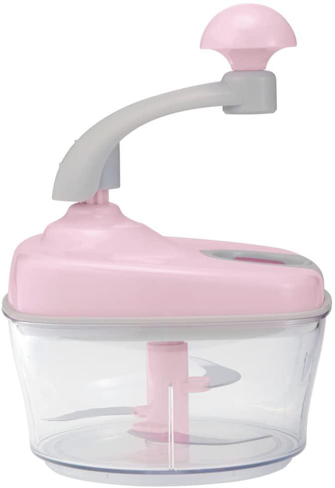 貝印(カイジルシ)KHS スピーディーチョッパー L ピンクの商品画像