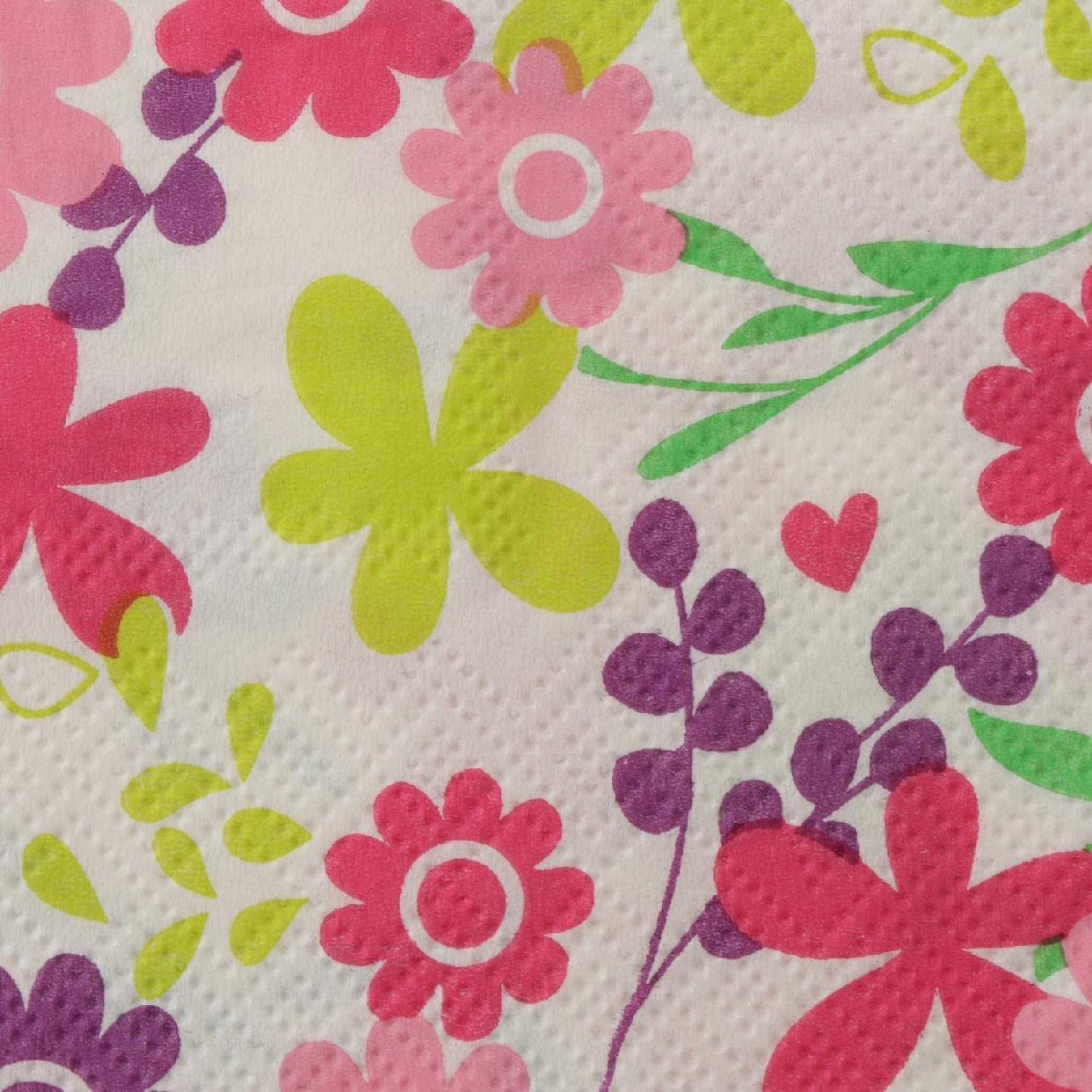 STRIX DESIGN(ストリックスデザイン) 紙ナプキン フラワースタイルの商品画像7