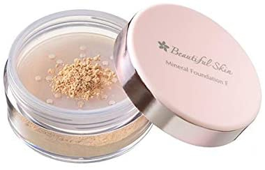 Beautiful Skin(ビューティフルスキン) ミネラルファンデーションFの商品画像