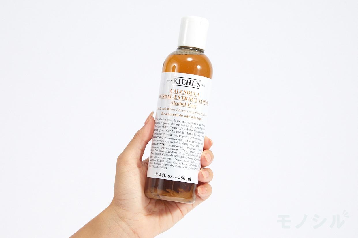 Kiehl's(キールズ) ハーバル トナー CL アルコールフリーの商品画像2 手持ちの商品画像